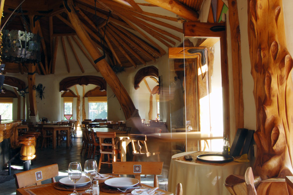 restaurant y centro de eventos